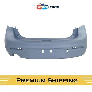 Fits Mazda 3 Sport 10 13 Rear Bumper Local Pickup Only Paint To Match Ma1100199
