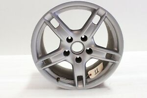 Porsche 987 Cayman Boxster Ii 5 Spoke Rear Wheel Rim 9x18 18 True Straight Oem