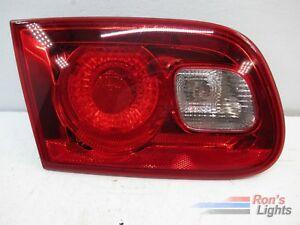 Chipped Lens 2006 2011 Buick Lucerne Oem Inner Tail Light Lh Driver Used