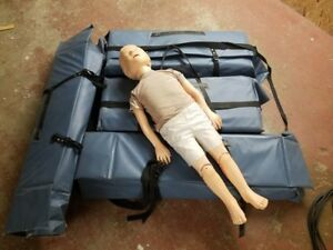 Lot Of Ambu Resusci Baby Cpr Manikins 2 Adult 2 Child 2 Baby Pickup Only
