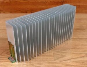 Large Aluminum Heat Sink 10 X 5 X 2 5 Diy Audio Power Amplifier Led Class E Rig