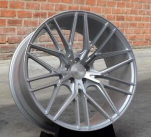 22 Rf13 Staggered Wheels Rims For Bentley Continental Gt Flying Spur 22x9 10 5