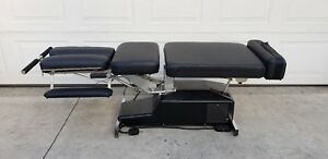 Leander Flexion Distraction Motorized Chiropractic Adjustment Table W elevation