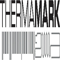 Thermamark Consumables Topcoated Freezer Grade Adhesive Paper Label Direct Th