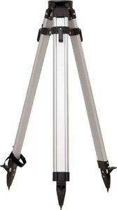 Lightweight Aluminium Tripod For Auto Levels lasers surveying construction