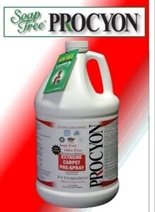 Procyon Extreme Carpet Cleaning Green Carpet Cleaner 1 Gallon