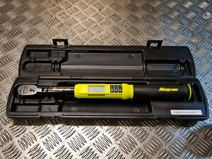 Snap On Torque Wrench Digital 3 8 Atech2f100vh
