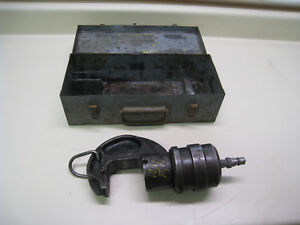 Kearney B 32 Hydraulic Crimper Head In Case Free Shipping