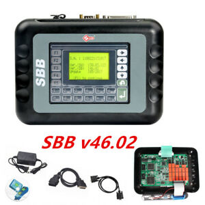 Sbb V46 02 Universal Key Programmer Immobilizer For Multi Brands Car Keys Well