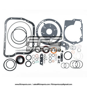 48re A618 Transmission Overhaul Rebuild Kit 03 07 Gaskets Seals Orings Dodge Ram