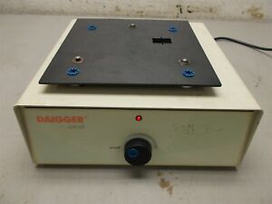 Daigger Orbital Shaker Model Or 50