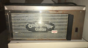 Otis Spunkmeyer Commercial Countertop Cookie Convection Oven Os 1 Used