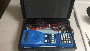 Ziad Phd Telphone Phone Line Cable Multi Function Digital Portable Tester