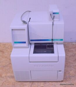 Beckman P ace System Mdq Capillary Electrophoresis With Diode Array Detector