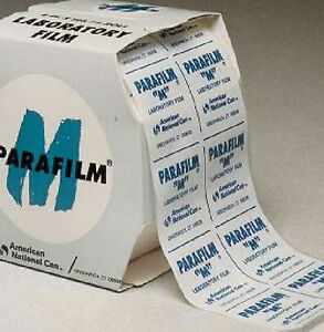 Parafilm M Laboratory Film Width 4 101mm Length 38 Meters 125 Ft e0z 7