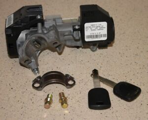 Manual 06 11 Honda Civic Ignition Lock Cylinder Switch With 2 Keys 2 New Bolt