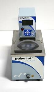 Cole parmer Polystat Stainless Steel Heated Circulating Bath