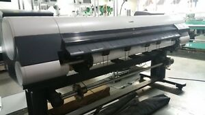 60 Canon Imageprograf Ipf9000 12 Color Wide Format Printer