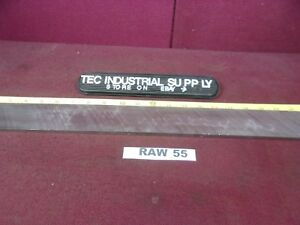 A2 Tool Steel 1 4 X 2 X 24 Oversized Flat Stock Raw55
