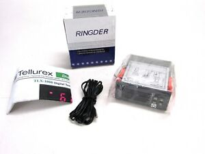 Ringder Digital Temperature Controller 58 To 230 f Stc 1000