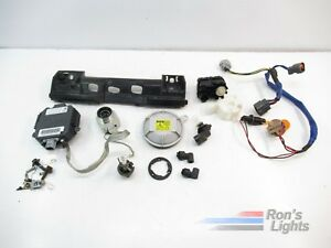 2007 2009 Mazda Cx 7 Hid Headlight Misc Parts Oem Lh driver Pre owned