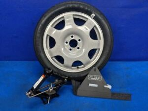 2011 2014 Ford Mustang Wheel 18 Aluminum Compact Spare Tire Jack Kit Oem