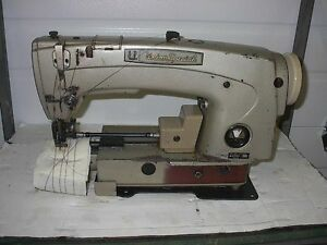 Union Special 63900 Cylinder bed For Jeans Hemming Industrial Sewing Machine