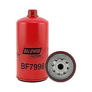Bf7998 Baldwin Fuel Water Separator Spin On With Sensor Port