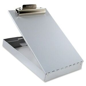 Saunders 11017 8 5 X 14 Top Opening Redi rite Clipboard Compartment