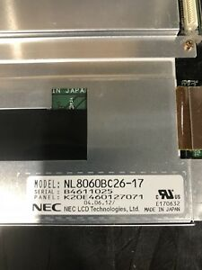 Used Nec Nl8060bc26 17 Tft Lcd Screen Panel