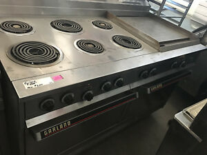 Garland 72 Range Griddle