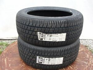 2 New 275 45 20 Goodyear Eagle Gt Ii All Season Performance 420aa Tire 2754520