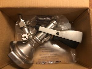 Micro Matic Type A System Keg Coupler Tap W ergo Lever Handle Open Box Buy