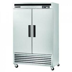 Maxx Cold Mcf 49fd Commercial Double 2 Door Sub Zero Upright Reach in Freezer