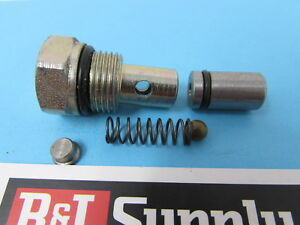 Genuine Meyer Snow Plow Pump B Check Valve Kit 15959 E58 h Others
