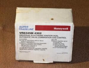 Honeywell Vr8345m 4302 Universal Electronic Ignition Gas Valve Lp Or Nat