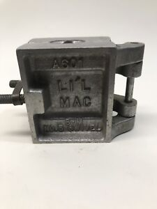Lil Mac A601 Lead Fishing Weight Mold excellent condition.