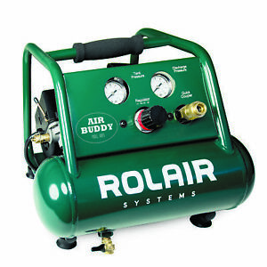 Rolair Ab5 Air Buddy 1 2hp Compressor