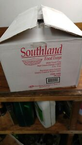 500 Southland Paper Food Tray 5lb 500