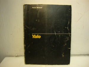 Yale Electric Pallet Jack Parts Manual Mlw Mpw Mle Mpe mpc