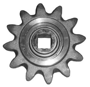 12 Tooth Idler Sprocklet Assembly 140653 Fits Ditch Witch Trencher Using 1 654