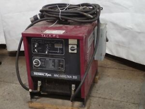 Thermal Care Acc master 351 Welder 10182040050