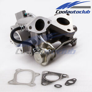 Rhf4 Turbo Charger Fit For Nissan Navara Yd25 Dti Md22 Pick Up Fronti