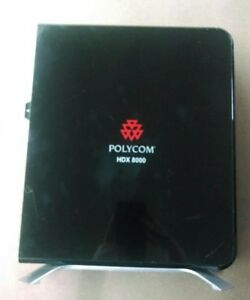Polycom Hdx 8000 Hd Ntsc Video Conference System 2201 27951 001 No Accessories