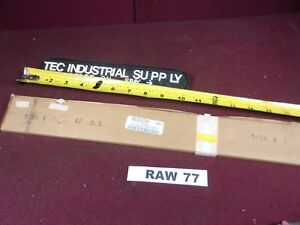 A2 A 2 Tool Steel 5 16 X 2 X 18 Oversized Flat Stock Raw77