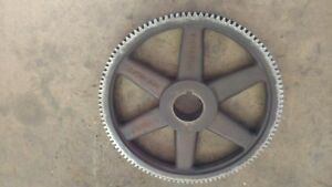 Victaulic Ve 416 fsd Pipe Roll Groover Grooving Machine Spur Gear R037416asc