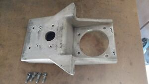 Victaulic Ve 416 fsd Pipe Roll Groover Grooving Machine Motor Mount Bracket