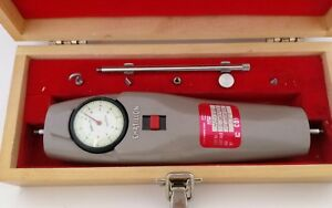 Chatillon 10x10 Lbs Pull Force Gauge With Attachments Dpp 10