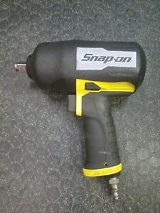 Snap On 1 2 Air Impact Wrench Model Pt850hv