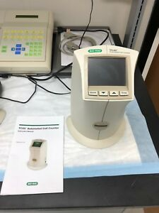 Bio rad T20 Cell Counter year 2012 operates Per Factory Oem Specifications